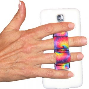 2-Loop Phone Grip - Tie Dye 1