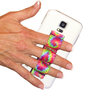 3-Loop Phone Grip - Tie Dye 2