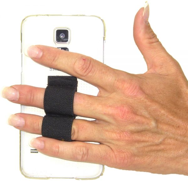 Black Phone Grip