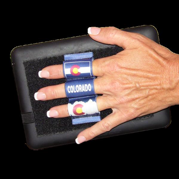 Colorado Blue Heavy-Duty 3-Loop Grip (x1 Grip)