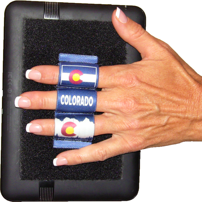 Colorado Blue Heavy-Duty 3-Loop Grip (x1 Grip)