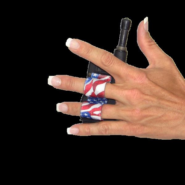 SIT MEANS SIT Remote Grip - Flags