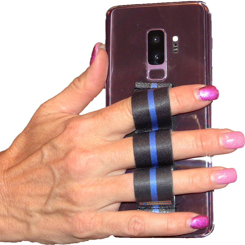 3-Loop Phone Grip Blue Lives Matter PG3