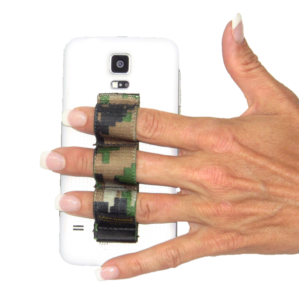 3-Loop Phone Grip - Camo