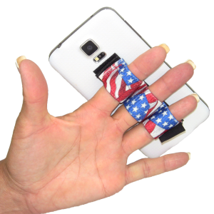 3-Loop Phone Grip - Flags