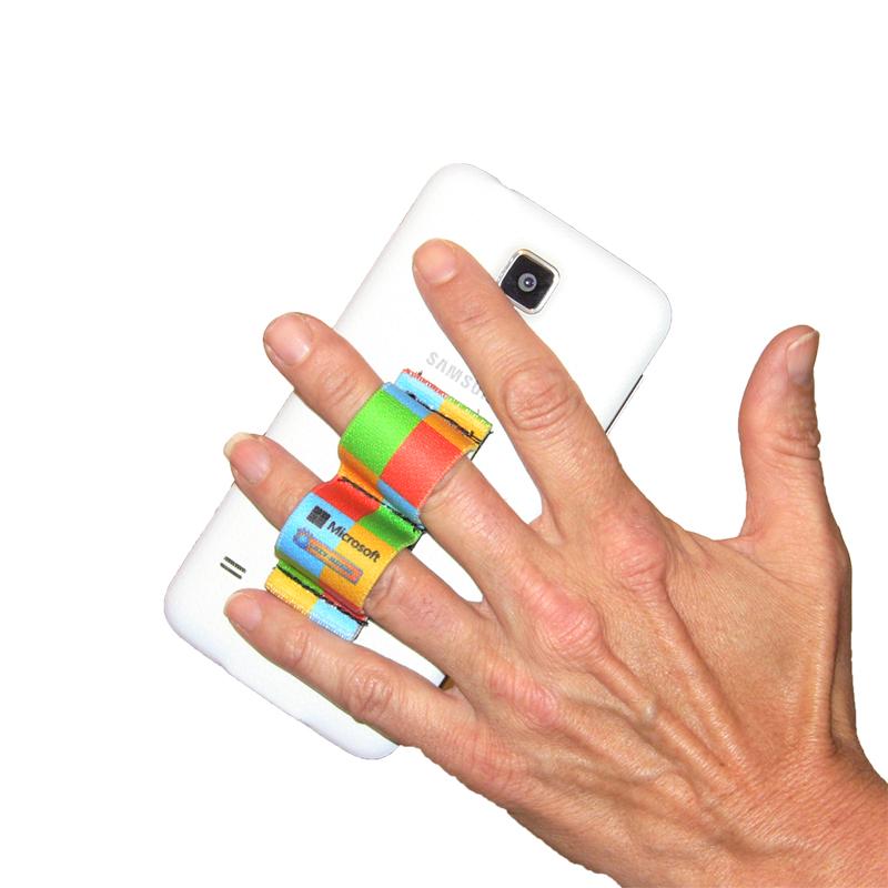 2-Loop Phone Grip - Rainbow Colors