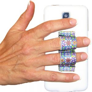 2-Loop Phone Grip - Quilter Design