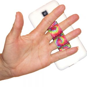 2-Loop Phone Grip - Tie Dye 2