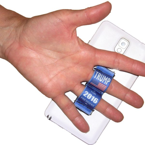 2-Loop Phone Grip - Trump 2016 Blue