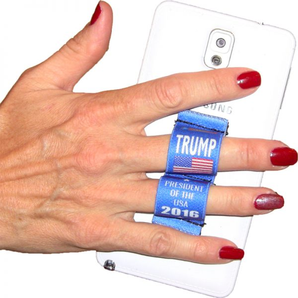 2-Loop Phone Grip - Trump Blue