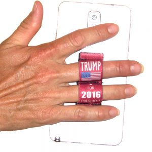 2-Loop Phone Grip - Trump 2016 Red