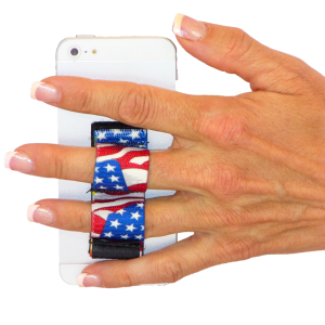 2-Loop Phone Grip - Flags