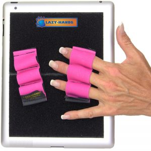 Heavy-Duty 3-Loop Grip (x2 Grips) - Pink