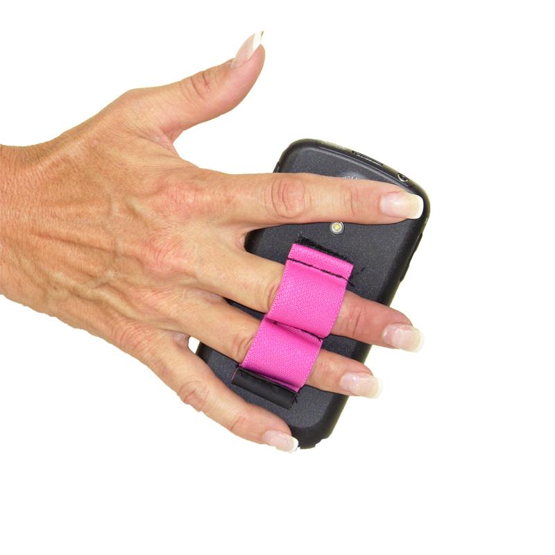 2-Loop Phone Grip - Pink