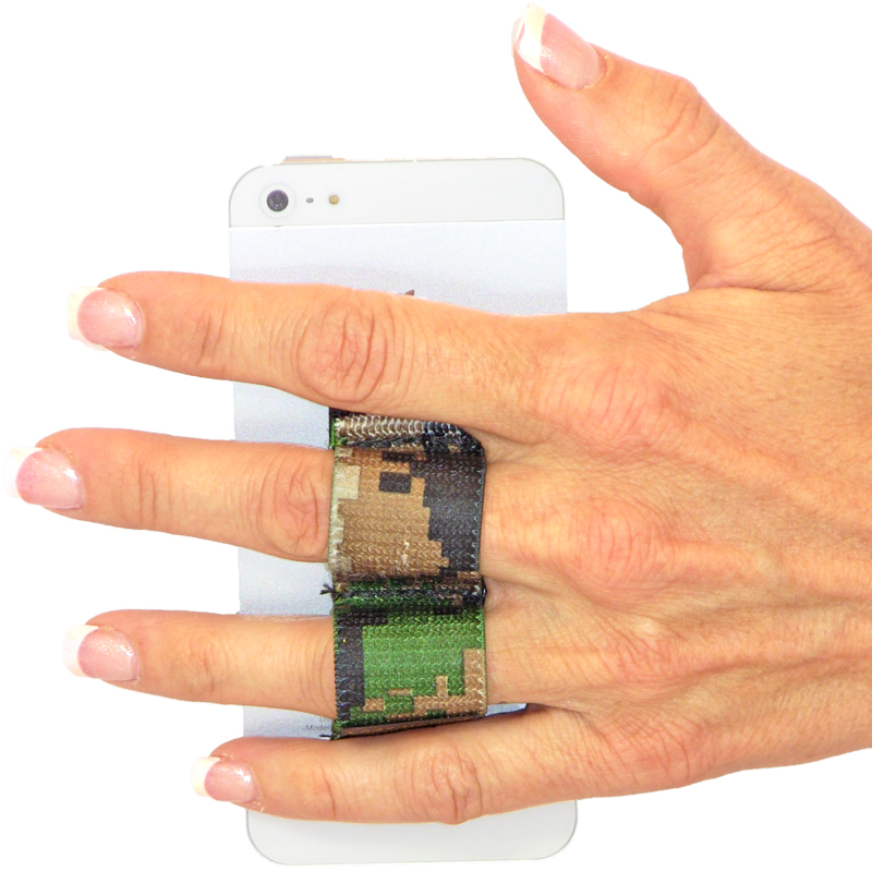 2-Loop Phone Grip - Camouflage
