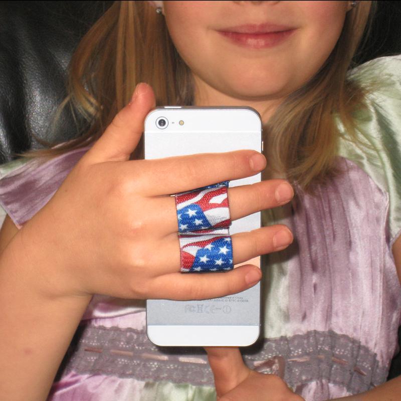 2-Loop Phone Grip - Flags