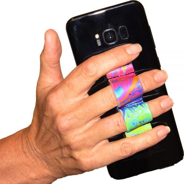Oil Paints 3-Loop Phone Grip PG3