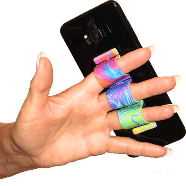 Oil Paints 3-Loop Phone Grips PG3