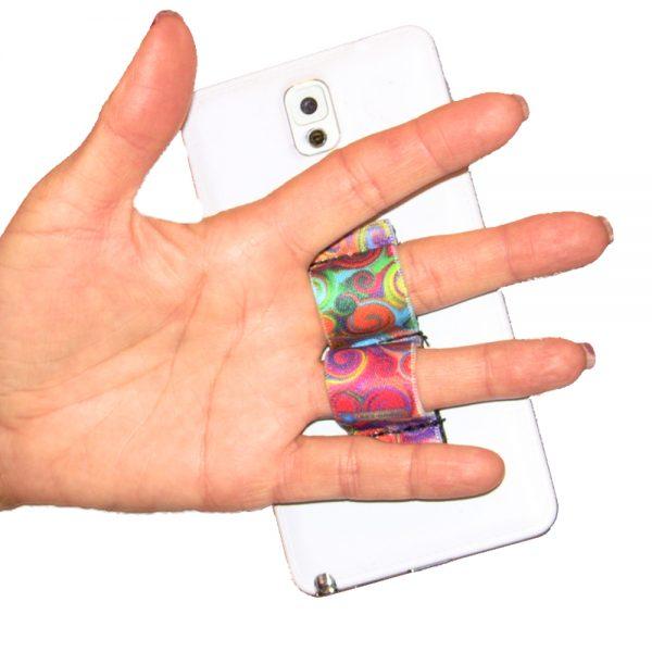 2-Loop Phone Grip PG2 Swirls