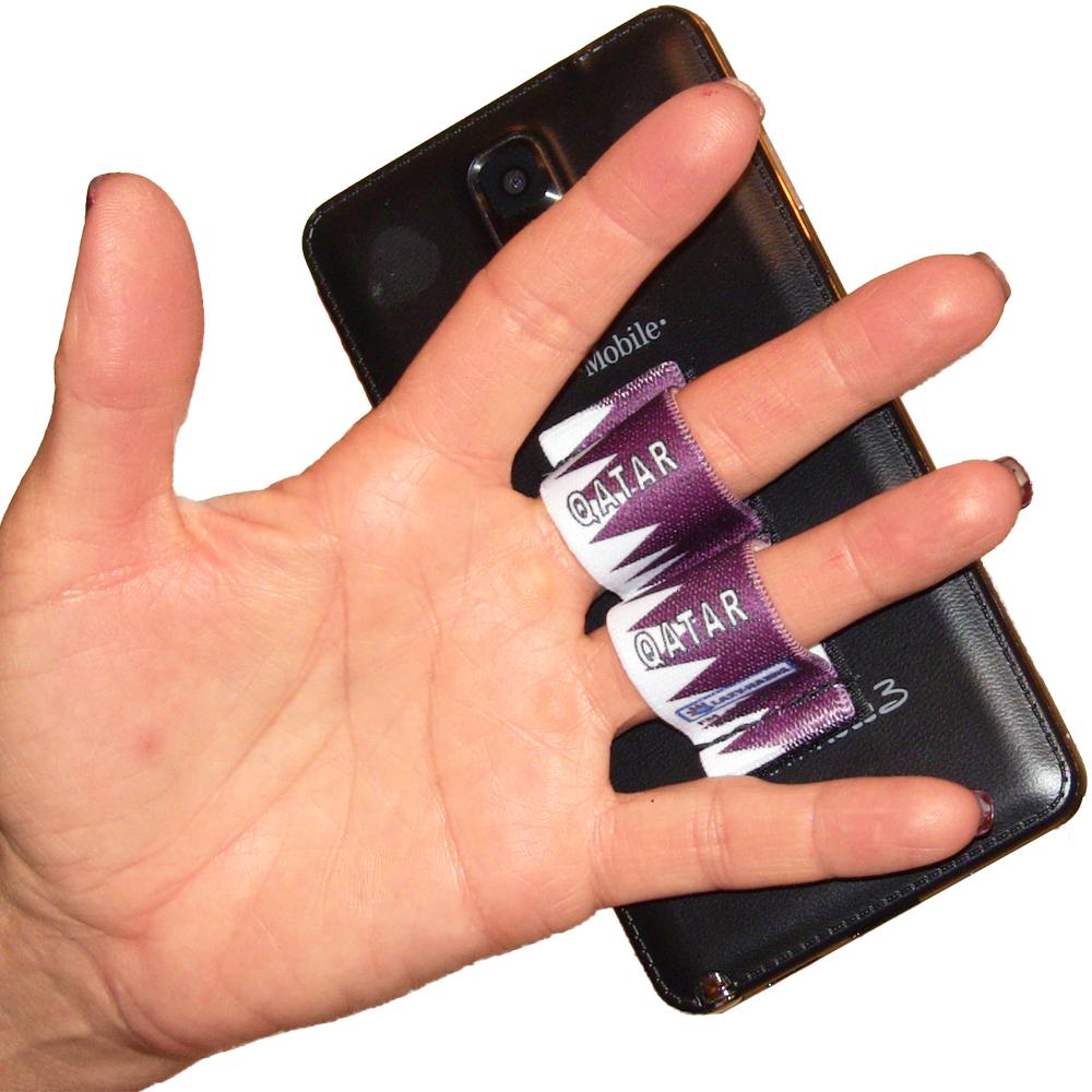 2-Loop Phone Grips PG2 - Qatar