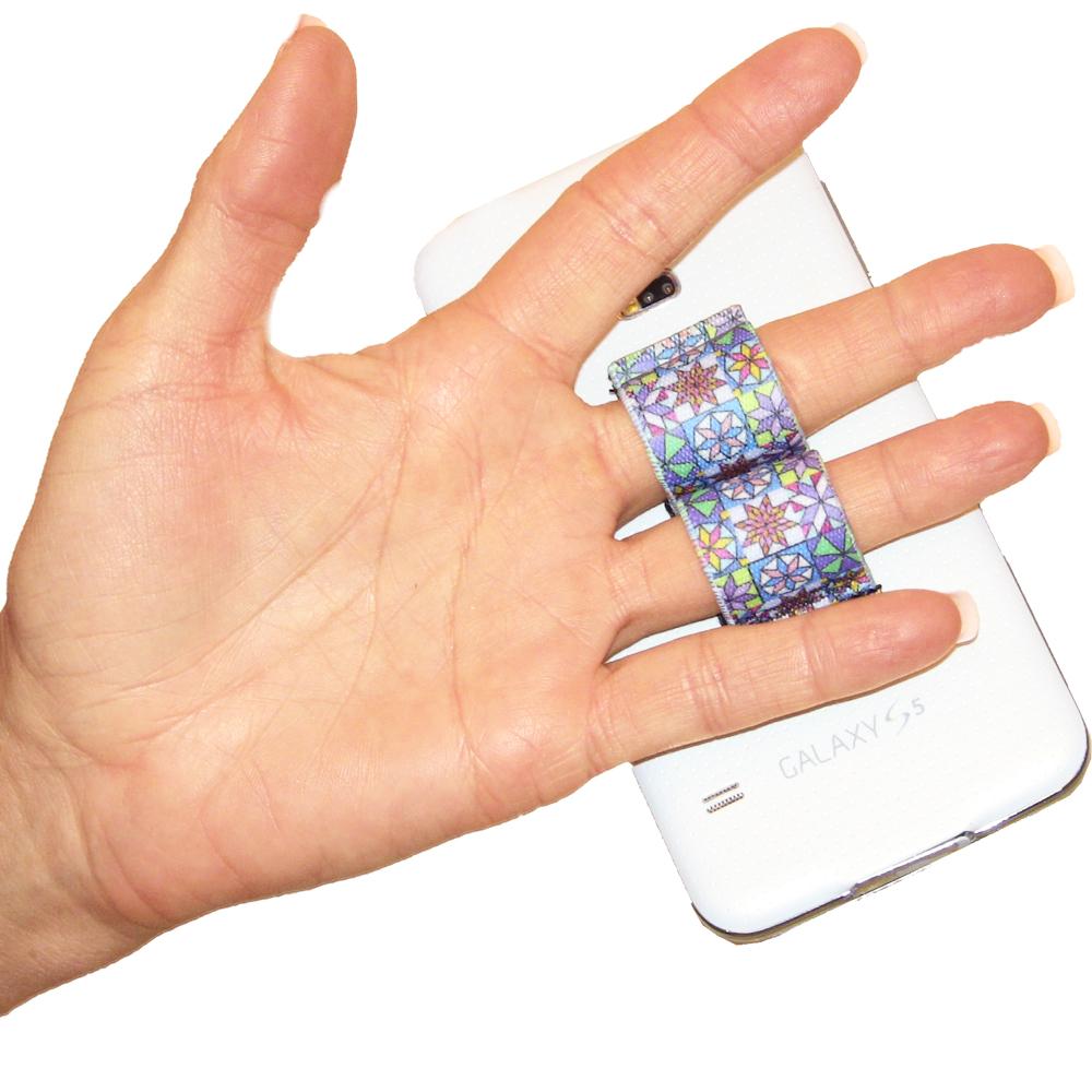 2-Loop Phone Grips PG2 - Quilter Design