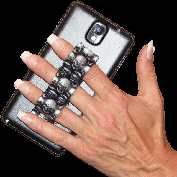 3-Loop Phone Grip PG3 - Skulls