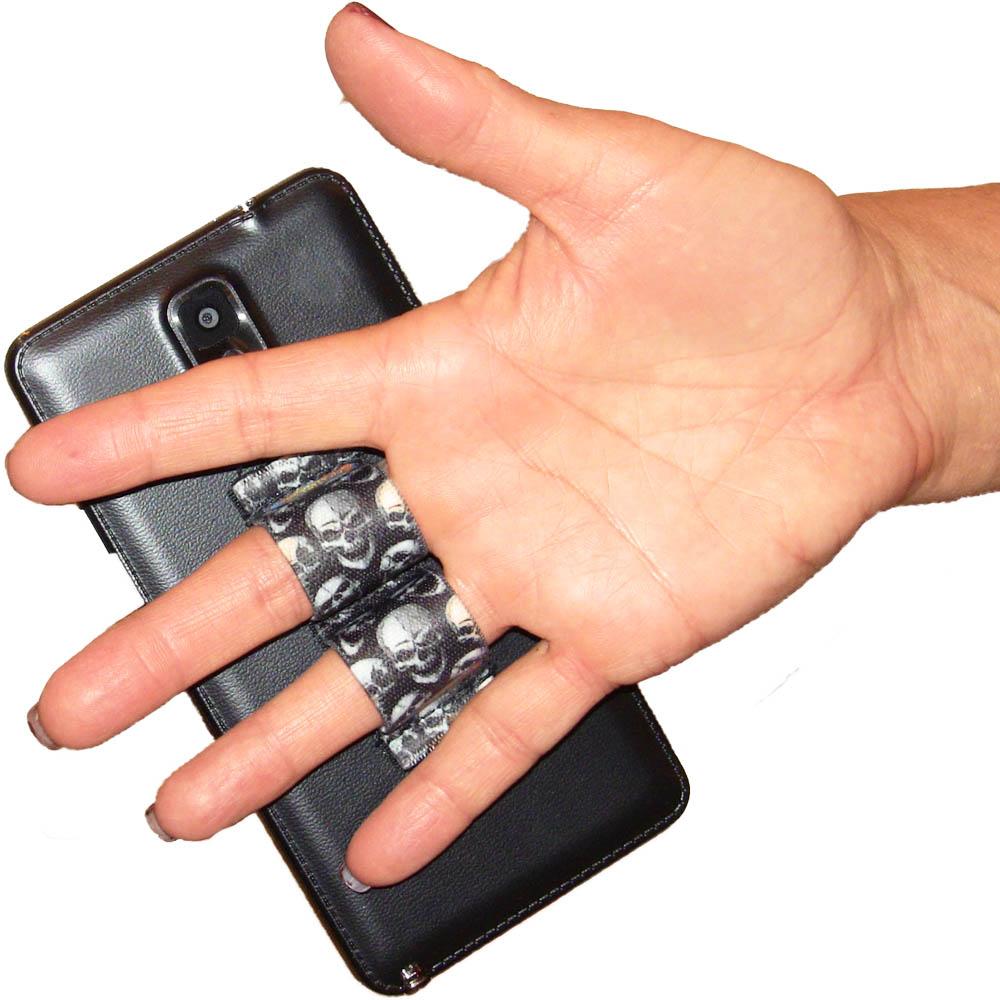 2-Loop Phone Grip PG2 - Skulls